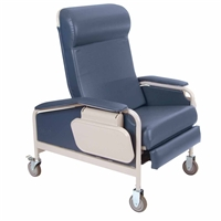 Winco 5291/529S Bariatric Convalescent Recliner