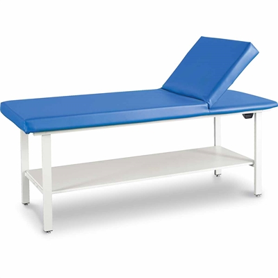 Winco 8570 Treatment Tables with Adjustable Back & Shelf