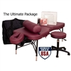 Oakworks Advanta Massage Table Packages