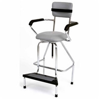 Whitehall Adjustable High Chair