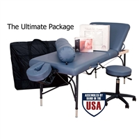 Oakworks Alliance Aluminum Massage Table Packages