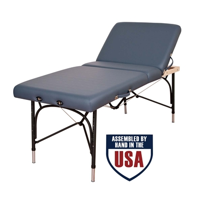 Oakworks Alliance Portable Massage Table -  Aluminum