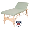 Oakworks Alliance Portable Massage Table -  Wood