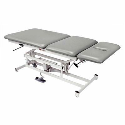 Armedica AM334 Bariatric Electric Hi-Lo Table - 3 Section Top
