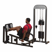 Body Solid Pro Select Leg Press & Calf Raise Machine