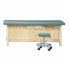 Bailey Treatment Table - Enclosed with Sliding Door & Drawer