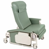Winco 6570 6571 Bariatric Drop-Arm CareCliner