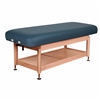 Oakworks Clinician Hydraulic Table with Flat Top