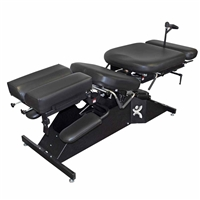 TradeFlex Manual Flexion Adjusting Treatment Table