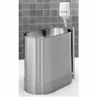 Whitehall 60 Gallon Hi-Boy Whirlpool - Stationary