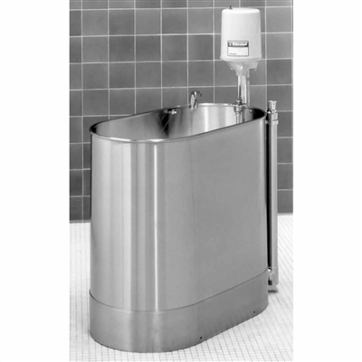 Whitehall 75 Gallon Hi-Boy Whirlpool - Stationary