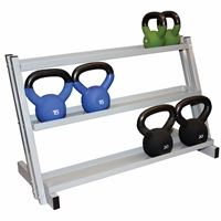 Ideal KBR250 Kettle Bell Weight Storage Rack