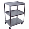 Ideal MC321 Stainless Utility Cart - Standard Duty