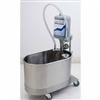 Whitehall 10 Gallon Podiatry Whirlpool - Mobile