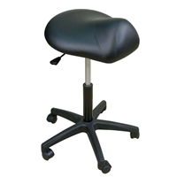 Oakworks Premium Saddle Seat Stool