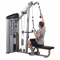 Body Solid Pro Club Line Series II Lat Pull & Row Machine