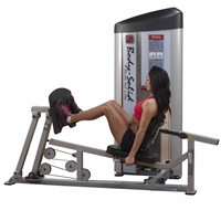 Body Solid Pro Club Line Series II Leg Press & Calf Raise Machine