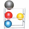 Ideal TBS60 Therapy Ball Storage Rack - 6 Balls