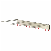 Whitehall Thermal Hot Pack Drying Rack - 4 Hook