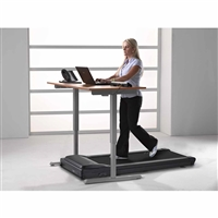 TR 1200-DT3 Under Desk Treadmill - Base and Console Only - 2.25 hp