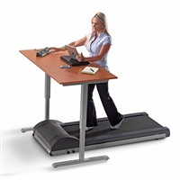 TR 800-DT3 Under Desk Treadmill - Base and Console Only - 2 hp