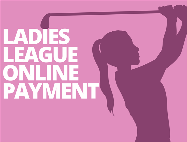 Ladies League Registration