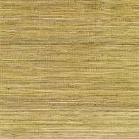 Elitis Panama VP 710 11.   Sunrise yellow infused color sisal stripe vinyl textured wallpaper.  Click for details and checkout >>