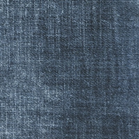 Elitis Alcove RM 410 49.  Denim blue real polyester velvet wallpaper.  Click for details and checkout >>