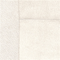 Elitis Indomptee VP 618 01.  Metallic pearl faux fur embossed wallpaper.  Click for details and checkout >>