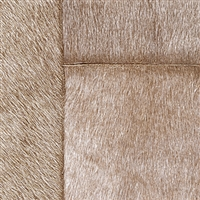 Elitis Indomptee VP 618 06.  Camel color faux fur embossed wallpaper.  Click for details and checkout >>
