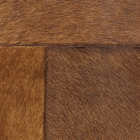 Elitis Indomptee VP 618 13.  Golden brown faux fur embossed wallpaper.  Click for details and checkout >>