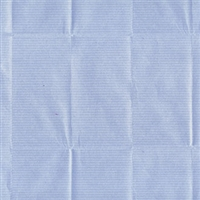 Elitis Pleats TP 180 04.  Blue Pleated Wallpaper.  Click for details and checkout >>