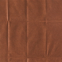 Elitis Pleats TP 180 08.  Rust Pleated Wallpaper.  Click for details and checkout >>