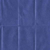 Elitis Pleats TP 180 09.  Royal Blue Pleated Wallpaper.  Click for details and checkout >>