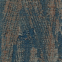 Elitis Opening VP 723 13.  Faded denim blue faux plaster embossed vinyl wallpaper.  Click for details and checkout >>