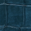 Elitis Big Croco VP 423 29.  Royal Blue faux crocodile skin wallpaper.  Click for details and checkout >>
