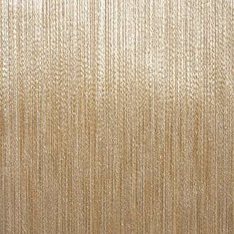 Elitis Libero RM 810 19.   Golden Brown Moroccan inspired sold stripe textured handcrafted wallpaper.  Click for details and checkout >>