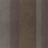 Elitis Tempo TP 210 02.  Brown Multi Colored Wide Stripe Wallpaper.  Click for details and checkout >>