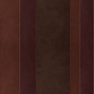 Elitis Tempo TP 210 04.  Chocolate Brown Multi Colored Wide Stripe Wallpaper.  Click for details and checkout >>