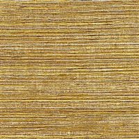Elitis Panama VP 711 06.  Golden yellow horizontal linen textured wallpaper.  Click for details and checkout >>