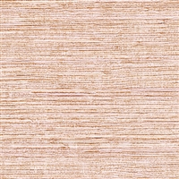 Elitis Panama VP 711 07.  Soft pink horizontal linen textured wallpaper.  Click for details and checkout >>