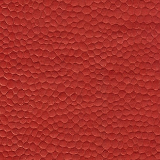 Elitis Isis RM 612 39.  Ruby Red corrugated metallic wallpaper.  Click for details and checkout >>