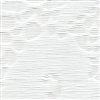 Elitis Alliances RM 723 01.  White Texture Fabric Wallpaper.  Click for details and checkout >>
