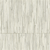 Elitis Formentera VP 715 01.  Gray geometric square vinyl textured wallpaper.  Click for details and checkout >>
