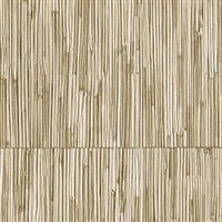Elitis Formentera VP 715 05.   Beige geometric square vinyl textured wallpaper.  Click for details and checkout >>