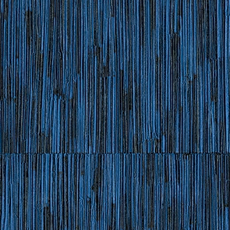 Elitis Formentera VP 715 14.    Royal blue geometric square vinyl textured wallpaper.  Click for details and checkout >>