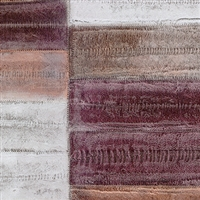 Elitis Anguille Legend VP 425 03.  Multi Brown faux eel skin wallpaper.  Click for details and checkout >>