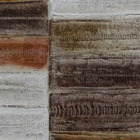 Elitis Anguille Legend VP 425 09.  Faded browns eel skin wallpaper.  Click for details and checkout >>