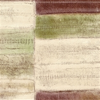 Elitis Anguille Legend VP 425 10.  Faded green and brown eel skin wallpaper.  Click for details and checkout >>