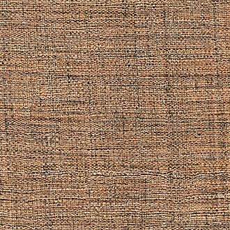 Elitis Madagascar VP 602 03.  Pumpkin orange hand woven texture vinyl wallpaper.  Click for details and checkout >>